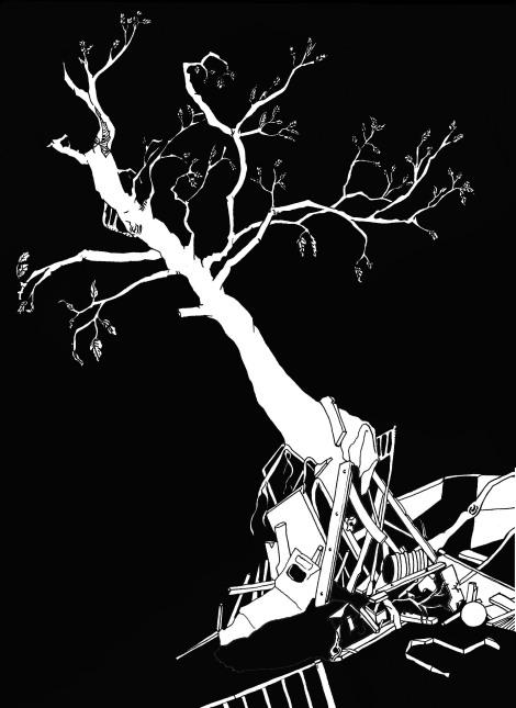 tree disaster